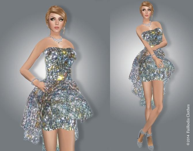 evening_town_dress_poster