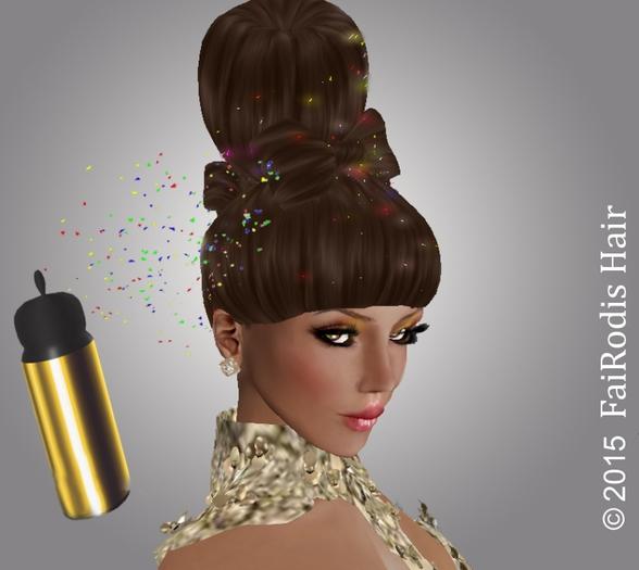april_deep_shaten__glitter_spray-poster