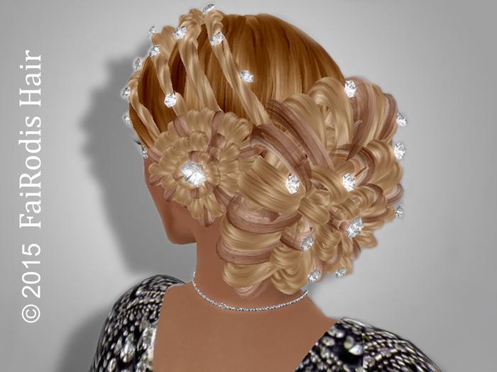 FaiRodis_Dahlia_hair_wihtout_bangs_shaten_blonde_ombre_poster