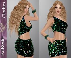 FaiRodis_Dance_lady_mesh_dress_poster