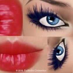 FaiRodis_Sky_Blue_make_up_poster