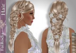 FaiRodis_Easter_hair_light_blonde2_poster_market