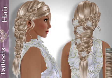 FaiRodis Easter hair light blonde2
