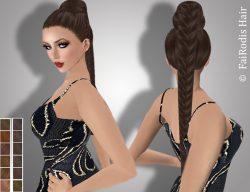 FaiRodis Aliya flexi braid hair light shaten