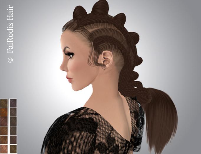 FaiRodis Ramonta hair light shaten pack