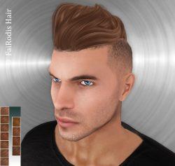 FaiRodis Artur hair dark blonde plus mocha