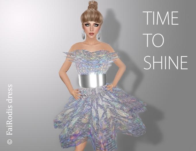 FaiRodis Time to shine dress 6