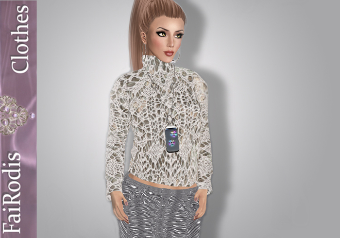 FaiRodis Warm winter sweater