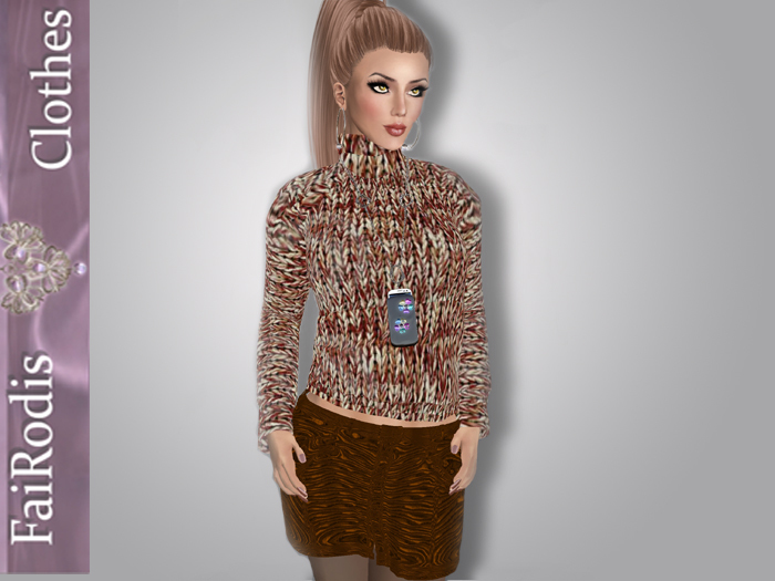 FaiRodis Warm winter sweater2