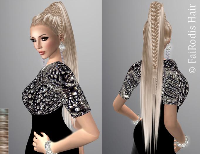 FaiRodis Asia hair light blonde2