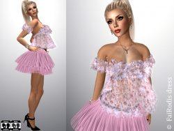 FaiRodis Crystal morning dress_SL15B GIFT pack