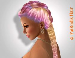 FaiRodis Alfa hair sunrise pack