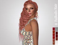 FaiRodis Euphoria flexi hair deep reds pack
