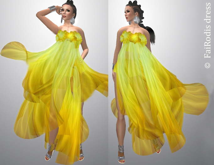 FaiRodis Sun air fitmesh dress pack