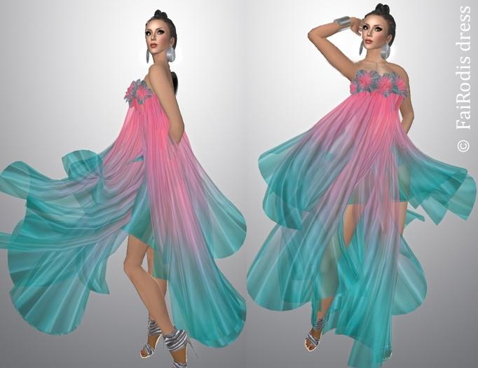 FaiRodis Sunrise air fitmesh dress pack