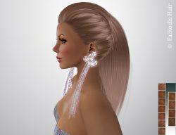 FaiRodis Erin hair long dark blonde+mocha WITH SURPRISE pack