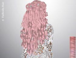 FaiRodis Melanie hair pink rose