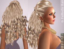 FaiRodis Candy hair light blonde2 pack