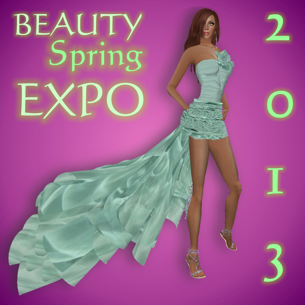 FaiRodis Beauty Spring expo 2013 logo