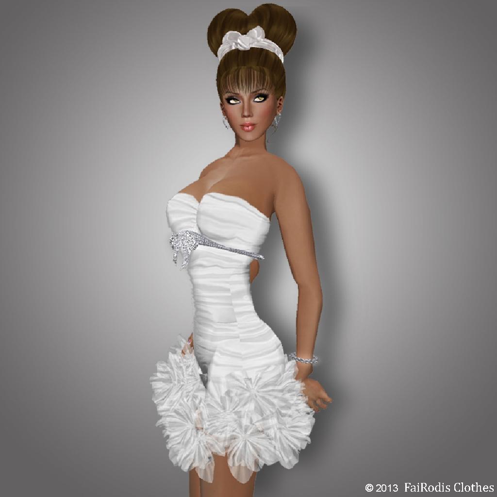 FaiRodis_Good_Moood9_Valentine_white_Dress