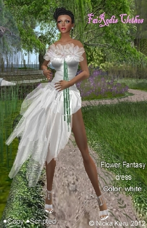 Flower fantasy (Click on picture to buy on SL MarketPlace)