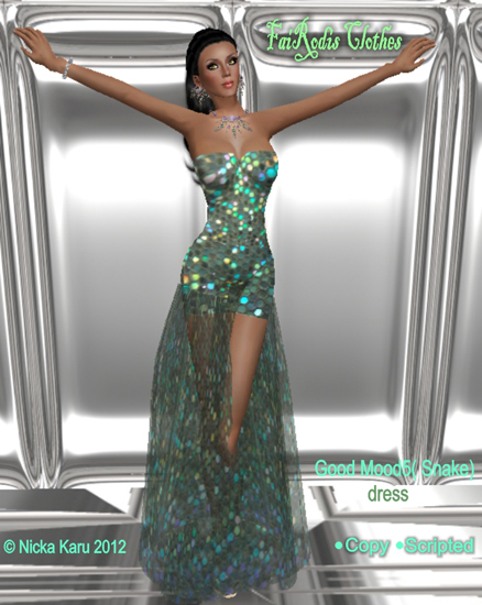 Good Mood 5 Snake site (Click on picture to buy on SL MarketPlace)
