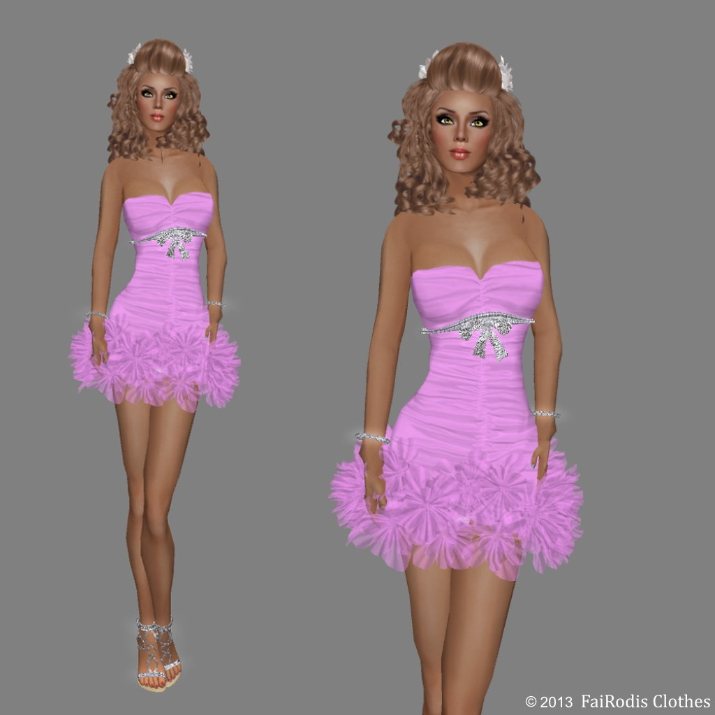 Good mood 9 Valentina Pink (Click on picture to buy on SL MarketPlace)