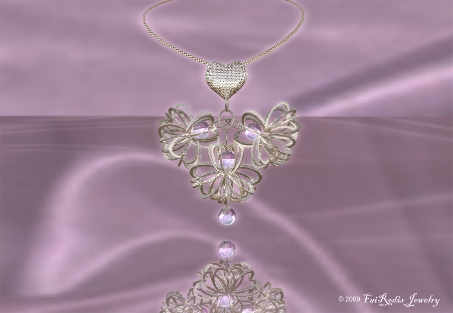 Symphony of Love Necklace (Click on picture to buy on SL MarketPlace)