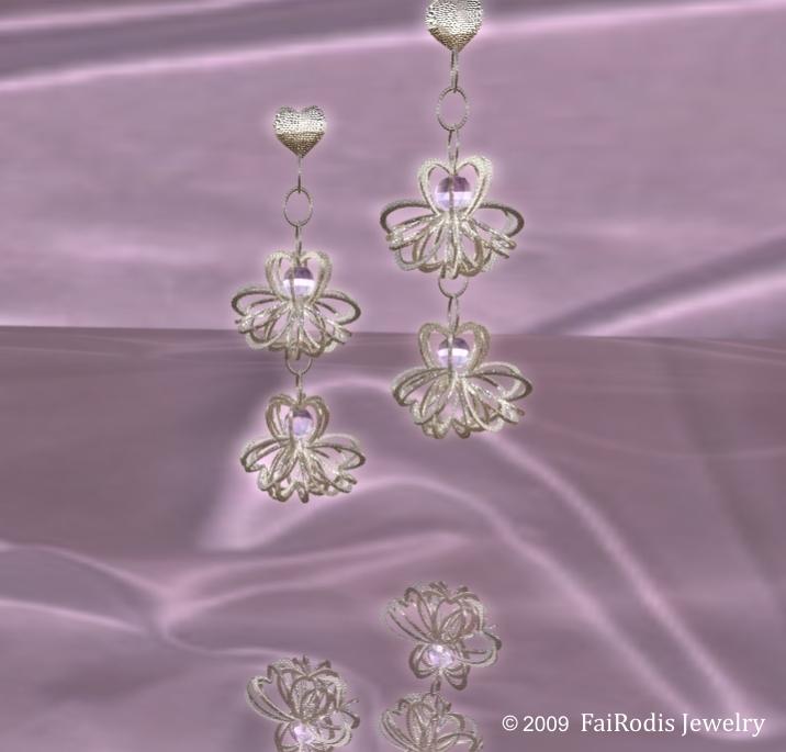 Symphony of Love earrings