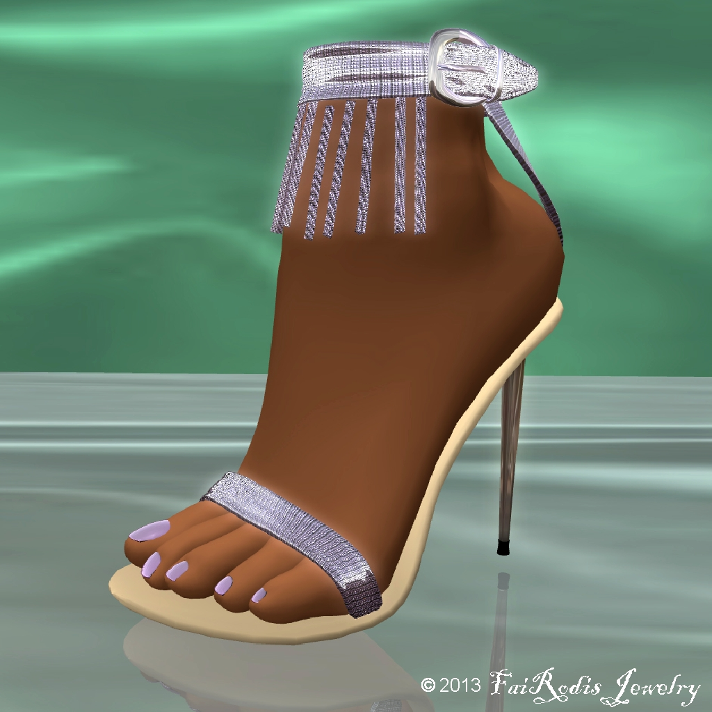 FaiRodis Tefnut stiletto
