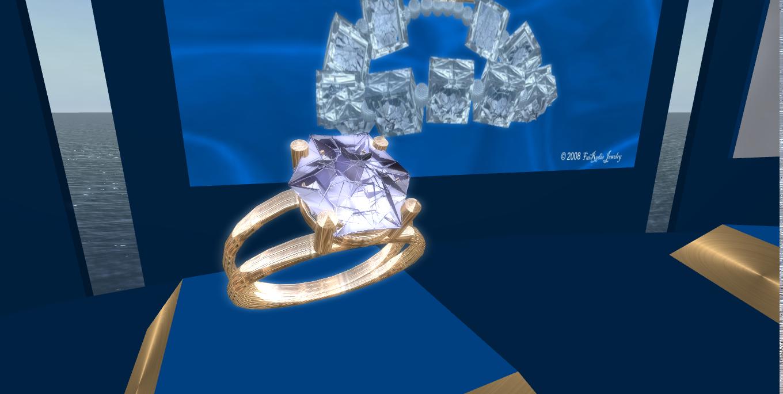 Edelveis ring
