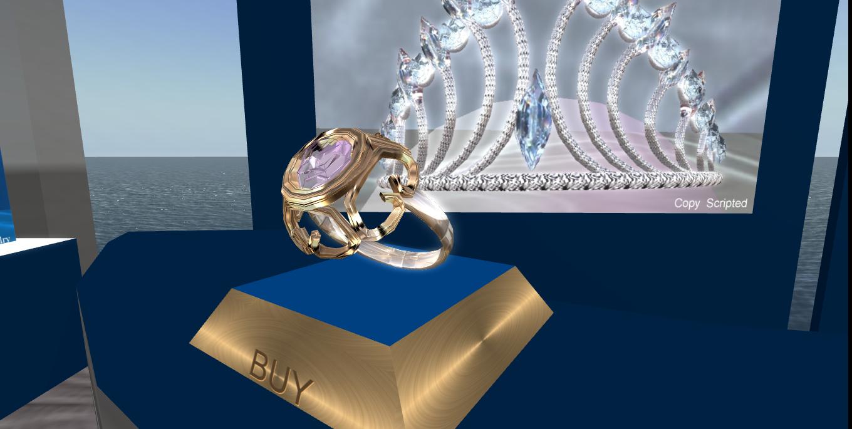 Secret power ring